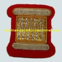 Drum Major No.1 Dress Badge