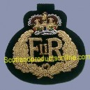 Hand Embroidery Cap Badge