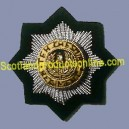 CHESHIRE REGIMENT BERET CAP BADGE