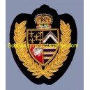 Shand Embroidery Crests Badge
