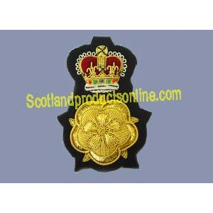 ENGLISH LORD LIEUTENANT CAP BADGE
