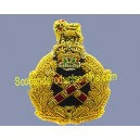 FIELD MARSHAL BERET CAP BADGE