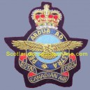 Royal Canadian Air Force Cap Badge