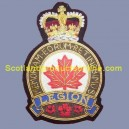 The Royal Canadian Legion Badge