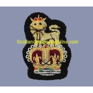 General Staff Cap Badge