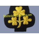 Irish Deputy Lord Lieutenant Cap Badge
