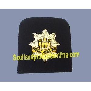 ROYAL ANGLIAN BERET CAP BADGE