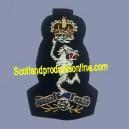 ROYAL CORPS SIGNALS CAP BADGE