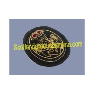 Royal Yacht Squadron Cap Badge