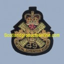Regiment Pocket Badge