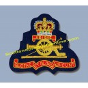 Royal Artillery Pocket Badge