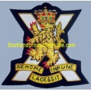 Rroyal Regiment Of Scotland Pocket Badge