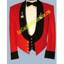 Royal Marines Officer Mess Jacket With Waistcoat