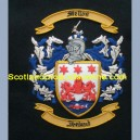 Mellon Family Crest/Coat Of Arms