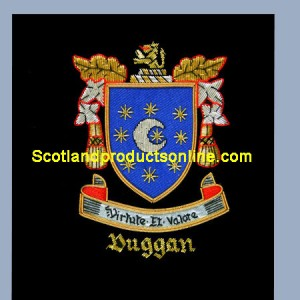 Family Crest/Coat Of Arms Set