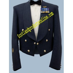 Royal Air Force Mess Dress Jacket With Vest