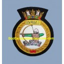 Royal Canadian Sea Cadet Corps Bowmanville Ship Badge