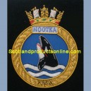 Nootka Ship Badge