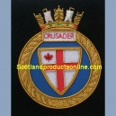 Crusader Ship Badge