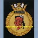 HMCS Iroquois Ship Badge