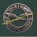 Air Training Corps Metal Cap Badge