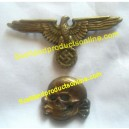 "Metal Cap Badges ""High Imitation Of WWII German SS Set"""