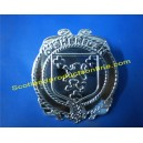 O'Sharidan Metal Cap Badge