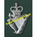 "Metal Cap Badge ""Royal Irish Regiment"""