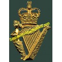 "Metal Cap Badge ""Ulster Defence Regiment"""