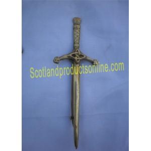 Scottish Plain  Kilt Pin