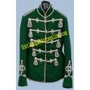 Captain Of Infantry Hussar Dress Uniform