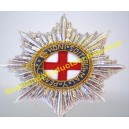 Royal Garter Star and Order of the Garter