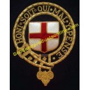 The Most Noble Order of the Garter (Robe Badge)