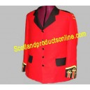 Red Marching Band Coat