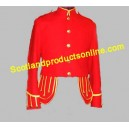 Red Marching Band Doublet