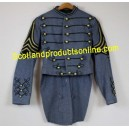 Vintage Marching Band or Military Jacket