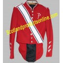 Vintage Marching Band Jacket