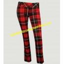 Red Tartan Trew/Trouser