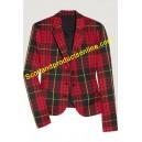 Wallace Tartan Jacket