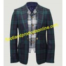 Black Watch Tartan Jacket