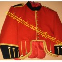 Police Piper/Drummer Doublet Jacket
