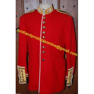 Grenadier Guards Officers Full Dress Tunic