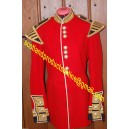 Scots Guards Band Warrant Officers Full Dress Tunic