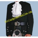 Kenmore Kilt Doublet In Velvet With Free Waist Belt