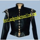 Leather Doublet With Sleeve