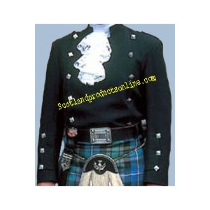 Montrose Doublet With Leather Waist Belt Free