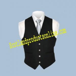 Prince Charlie 5 Button Waistcoat