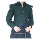 Highlander Jacobite Ghillie Waistcoat