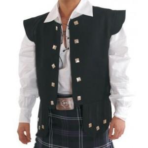 Jacobite Waistcoat Wool Chieftain