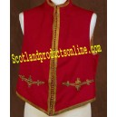 Mess Waistcoat For Militia Stable Jacket
